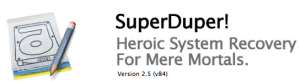 SuperDuper!