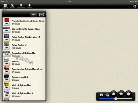 ComicZeal 4 pour iPad