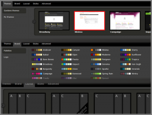 Interface Drupal 7