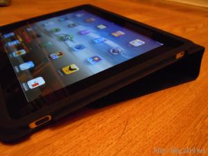 iPad Case incliné