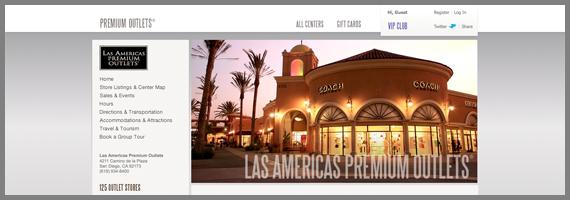 Americas Premium Outlets