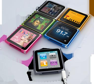 Big iPod Nano