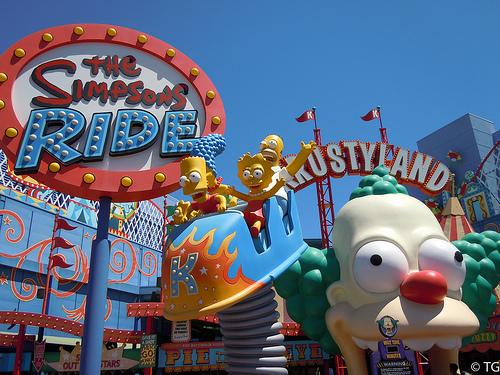 Universal Studios Hollywood - Parc