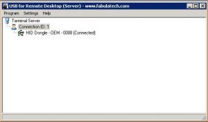USB over Remote Desktop 2