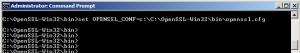 Error OpenSSL