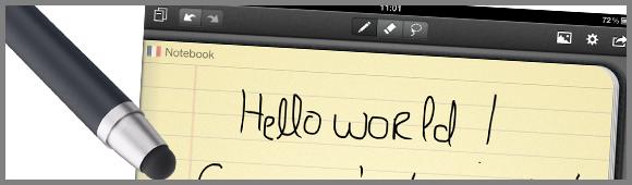 Ecrire-sur-son-iPad