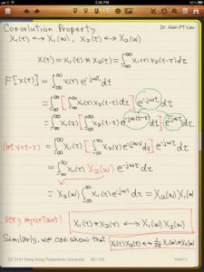 Noteshelf sur iPad