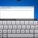 windows seven sur ipad