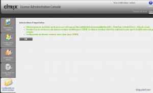 citrix web licensing 3