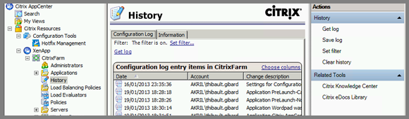 Citrix-XenApp-History