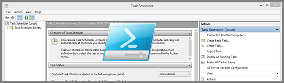 PowerShell_Task_Scheduler