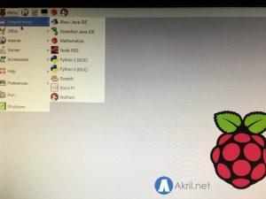 Default Apps Raspbian