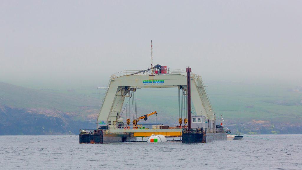 Datacenter sous-marin de Microsoft