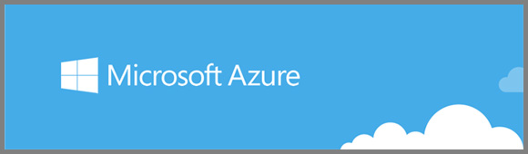 Bannière Microsoft Azure