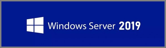 Bannière Windows Server 2019