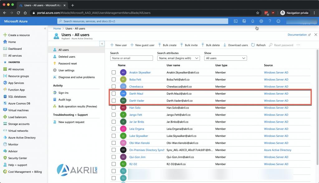 Vue Azure Active Directory