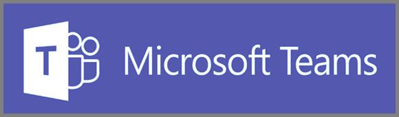 Bannière Microsoft Teams