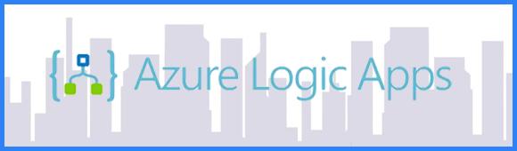 Bannière Azure Logic Apps