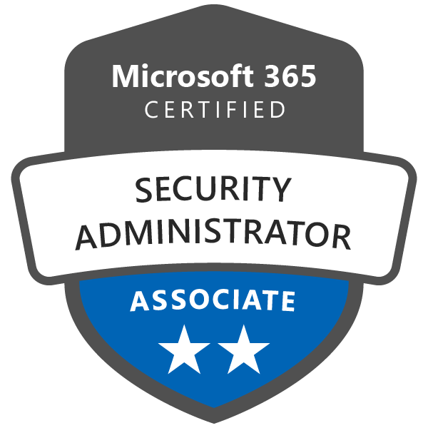 Microsoft 365 Security Administrator Associate