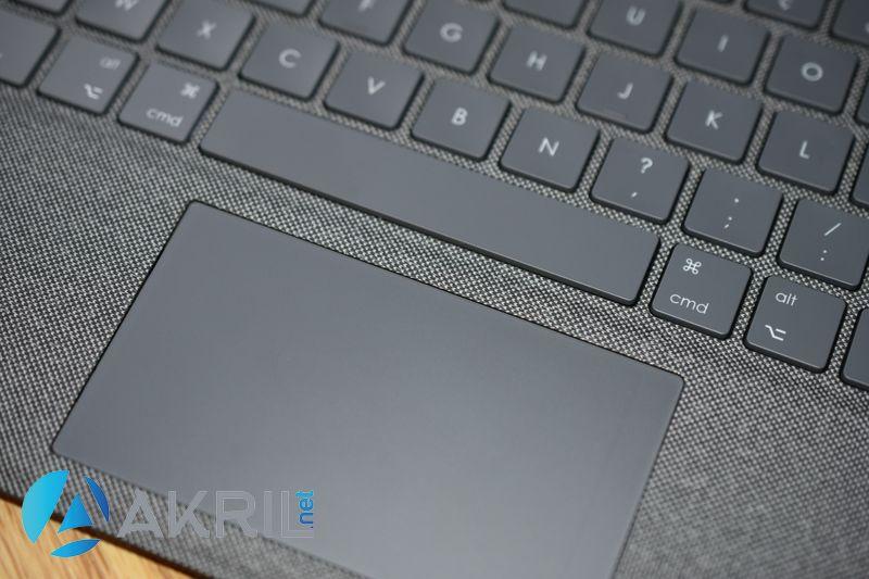 Aperçu du trackpad - Coque Logitech Folio Touch